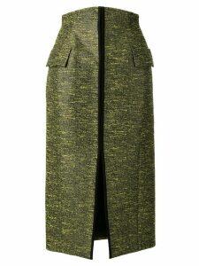 CAMILLA AND MARC Isra pencil skirt - Yellow