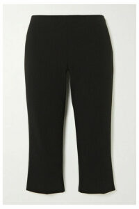The Row - Cappo Cropped Cady Pants - Black