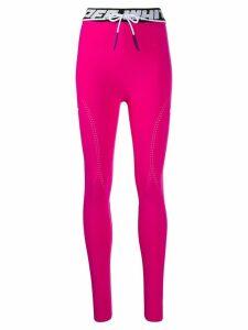Off-White seamless leggings - PINK