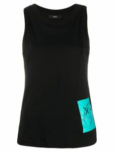 Diesel T-Trixy-a tank top - Black