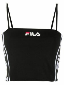 Fila logo detail top - Black