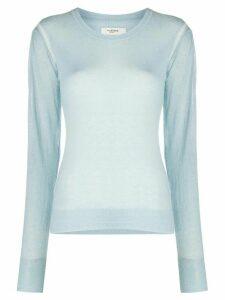 Etoile Fania lightweight jumper - Blue