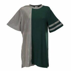 Boo Pala London Unisex Green & Grey T-shirt