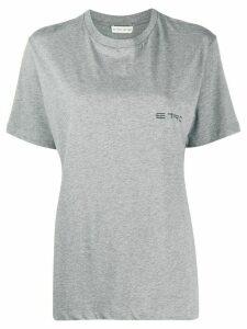 Etro short sleeve T-shirt - Grey