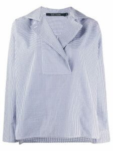 Sofie D'hoore Bailey double-twisted shirt - Blue