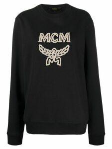 MCM logo jumper - Black