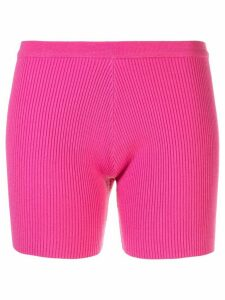Apparis Penny fitted shorts - PINK