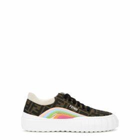 Ivy & Oak Printed Midi Wrap Dress