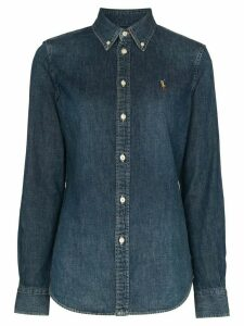 Polo Ralph Lauren Blaine Polo Pony denim shirt - Blue