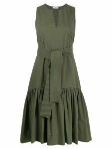 P.A.R.O.S.H. Canyon midi dress - Green