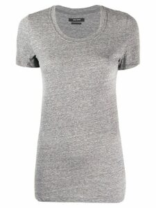 Isabel Marant fitted T-shirt - Grey