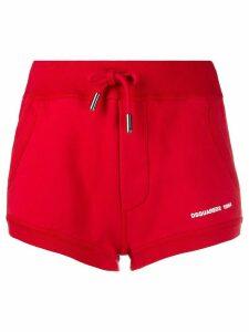 Dsquared2 logo print shorts