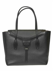 Tods Engraved Logo Tote