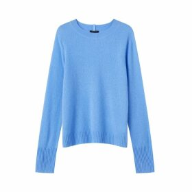 Jigsaw Cloud 7 Cashmere Crew Jumper
