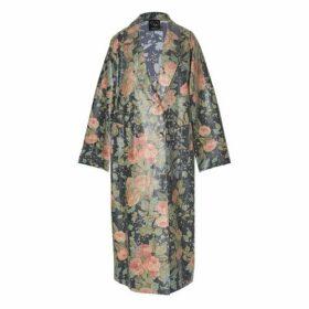 Boo Pala London Bingo Rose Trench Raincoat