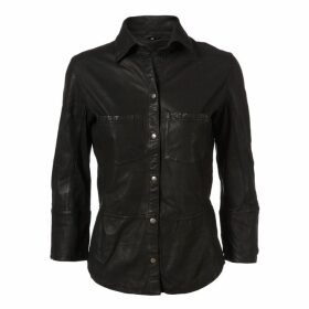 Munderingskompagniet - MDK Kirsty Leather Shirt