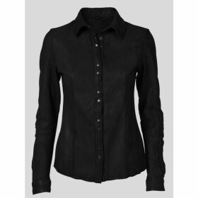 Munderingskompagniet - MDK Mathina Leather Shirt