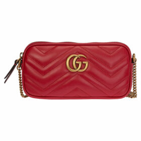 Gucci Gg Marmont Crossbody Bags