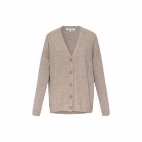 Gerard Darel Oversized Cashmere Sahara Sweater