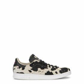 ADIDAS ORIGINALS Stan Smith Cow-print Calf Hair Sneakers