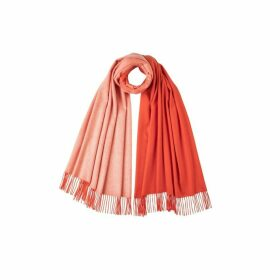 Johnstons Of Elgin Classic Ombre Cashmere Stole