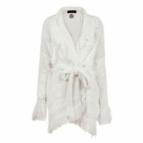 Alanui Net Stretch Cardigan