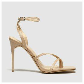 Schuh Beige Adore High Heels