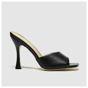 Schuh Black Prize High Heels