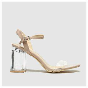 Schuh Natural Admire High Heels