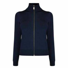 MICHAEL Michael Kors High Neck Zip Sweatshirt