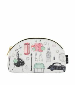 Harrods City Style Cosmetic Bag