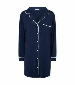 Eberjey Gisele Longline Sleep Shirt