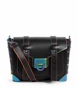 Michael Michael Kors Small Leather Manhattan Cross Body Bag