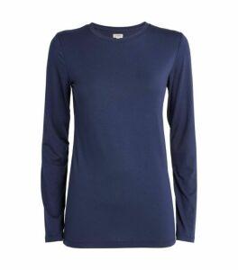 L'Agence Tess Long-Sleeve T-Shirt