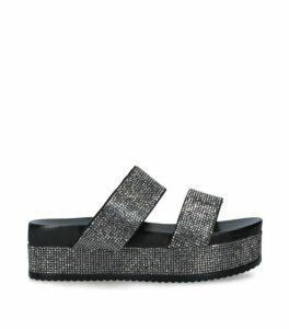 Carvela Konquer Flatform Sandals