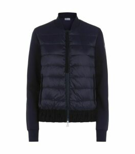 Moncler Down Padded Cardigan