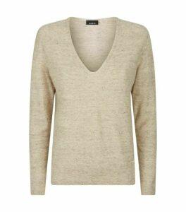 Akris Sequin Sweater