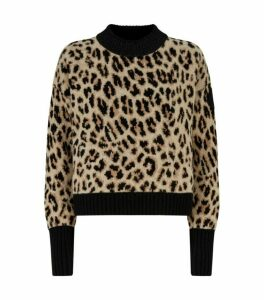 Moncler Leopard Sweater