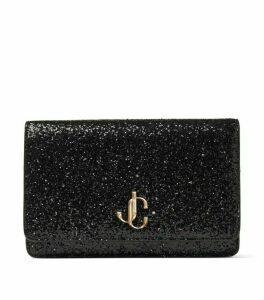 Jimmy Choo Glitter Palace Bag