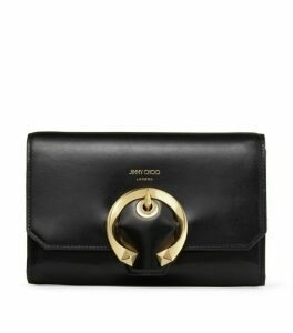 Jimmy Choo Mini Leather Madeline Cross-Body Bag