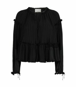 3.1 Phillip Lim Pleated Blouse