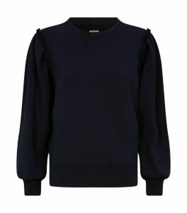 Citizens Of Humanity Puff Sleeve Sweatshirt