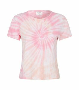 RE/DONE Cotton Tie-Dye T-Shirt
