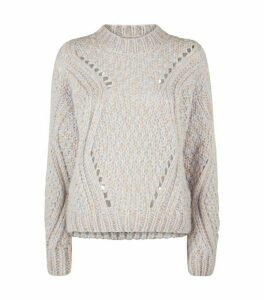Stine Goya Mohair-Blend Alex Sweater