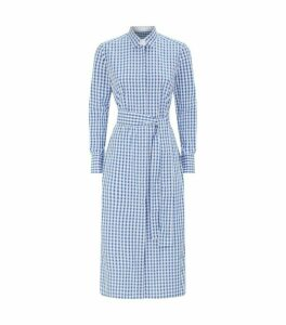 PDN London Vanessa Gingham Shirt Tunic
