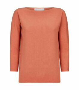 Fabiana Filippi Boat-Neck Sweater