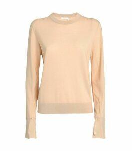 Chloé Split Cuff Sweater