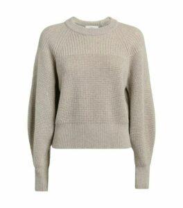 Pringle of Scotland Cashmere-Lurex Sweater