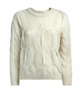 Pringle of Scotland Cable-Knit Sweater