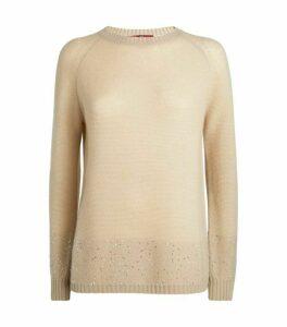 Max Mara Cashmere-Wool Babele Sweater